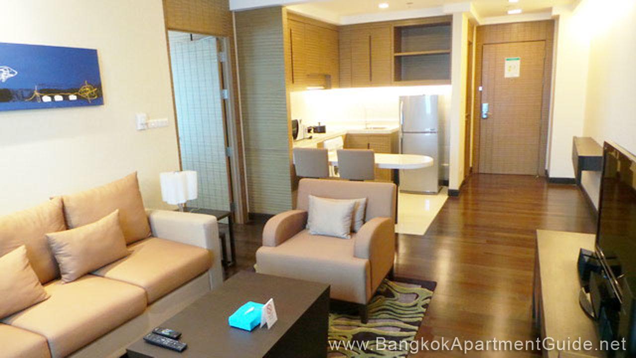 Jasmine Resort Bangkok Apartment Guide