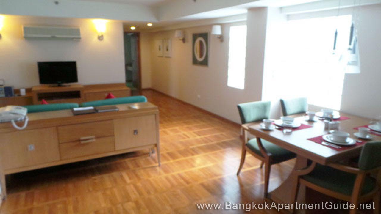 At Ease Saladaeng - Bangkok Apartment Guide