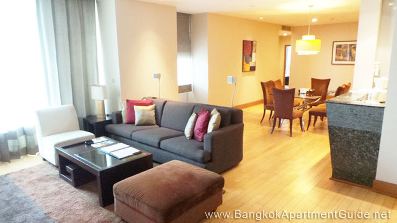 The Ascott Sathorn Serviced Apartment