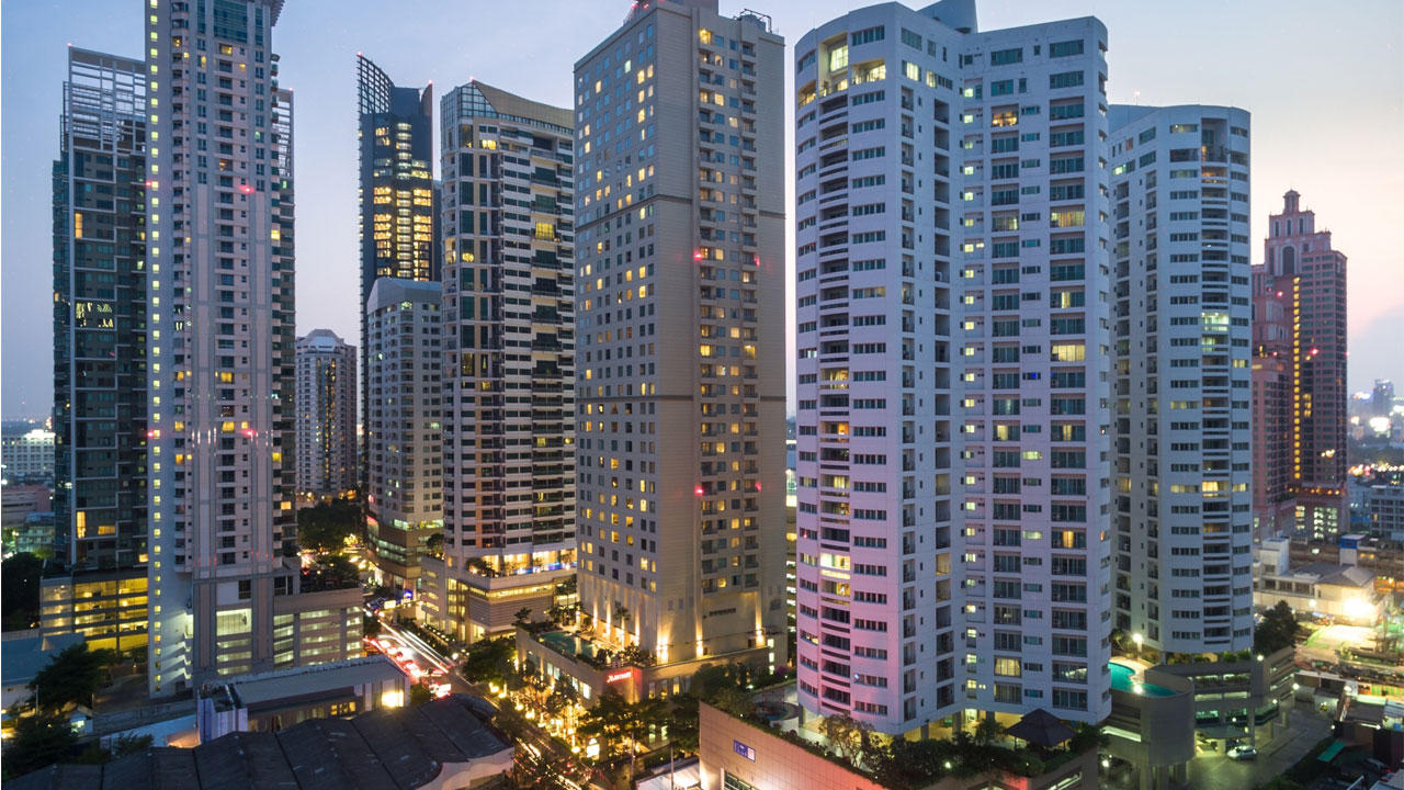 The Grand Sethiwan - Bangkok Apartment Guide
